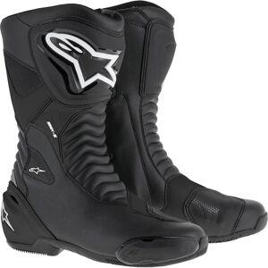 Alpinestars SMX S Bottes de moto Noir 42