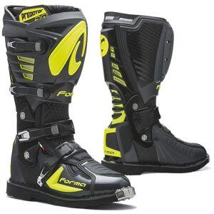 Forma Predator 2.0 Bottes Motocross Gris Jaune 42