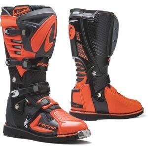 Forma Predator 2.0 Bottes Motocross Noir Orange 47