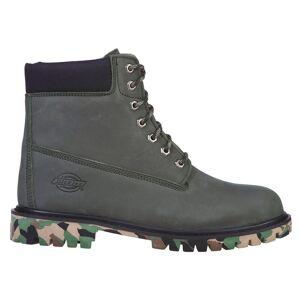 Dickies San Francisco Chaussures Vert Brun 42