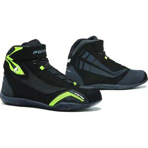 Forma Genesis Chaussures de moto Noir Jaune 48