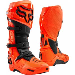 FOX Instinct Bottes Motocross Orange 49
