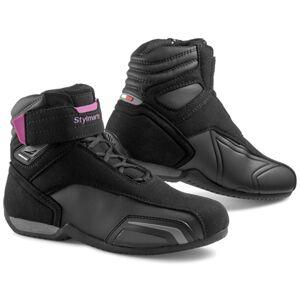 Stylmartin Vector Chaussures de moto Noir Rose 40