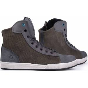 Rebelhorn Tramp Chaussures de moto Gris 40