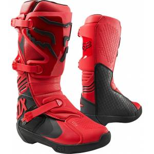 FOX Comp Bottes motocross Rouge 42