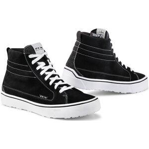 TCX Street 3 Chaussures de moto imperméables pour dames Noir Blanc 41
