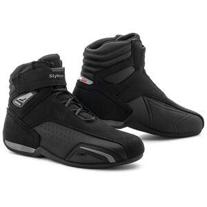 Stylmartin Vector Air Chaussures de moto Noir 44