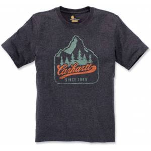 Carhartt Workwear Patch Logo T-Shirt Gris XS