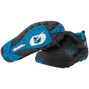 Oneal Traverse SPD Chaussures Noir Bleu 37