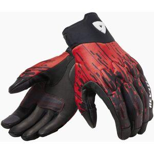 Revit Spectrum Gants de moto Noir Rouge XL
