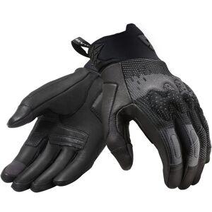 Revit Kinetic Gants de moto Noir Gris 4XL