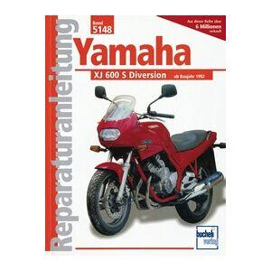 Motorbuch Vol. 5148 Instructions de réparation YAMAHA XJ 600 S Diversion (à partir de 1992)