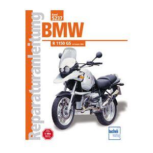 Motorbuch Vol. 5237 Repair manuel BMW R 1150 GS, 00-