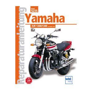 Motorbuch Vol. 5235 Instructions de réparation YAMAHA XJR 1200/1300, 95-