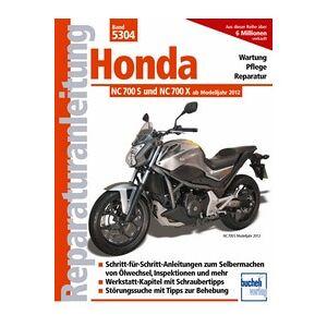 Motorbuch Vol. 5304 Instructions de réparation HONDA NC 700 S/X, 12-