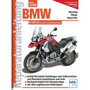 Motorbuch Vol. 5296 Repair manuel BMW R 1200 GS, 10-