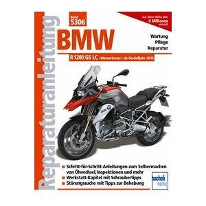Motorbuch Vol. 5306 Repair manuel BMW R1200 GS, 13-