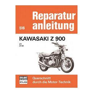 Motorbuch Vol. 516 Instructions de réparation KAWASAKI Z 900