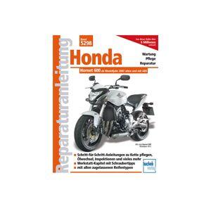 Motorbuch Repair Instructions HONDA Hornet 600 (PC41)2007-