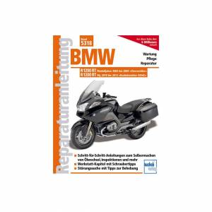 Motorbuch Repair manuel BMW R 1200 RT 2005-2013