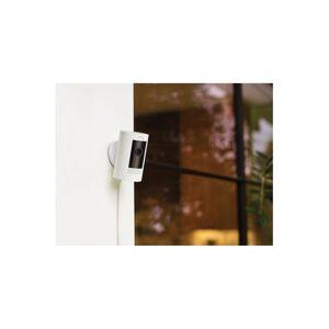 ring Caméra de sécurité filaire Stick Up Cam - Blanc