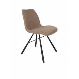 zuiver Chaise Brent - Beige