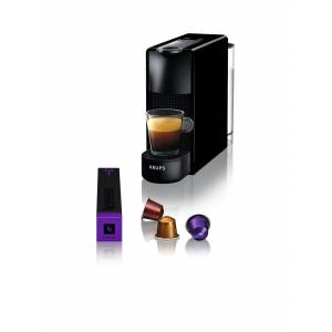 krups Essenza Mini Nespresso machine XN1108 - Noir intense
