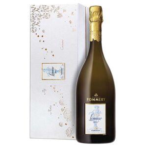 Pommery - Champagne Champagne Brut AOC Cuvée Louise Pommery 2004 0,75 ℓ, Avec caisse