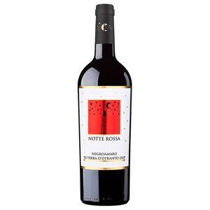 Notte Rossa - Pouilles Negroamaro di Terra d'Otranto DOC Notte Rossa 2017 0,75 L