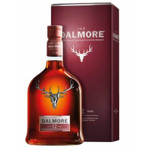 Dalmore - Montagnes 12 Years Old Highland Single Malt Scotch Whisky Dalmore 0,7 L