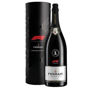 Ferrari - Trentino Trento Brut DOC F1® Podium Jeroboam Ferrari 2015 Jeroboam 3 ℓ, Tube