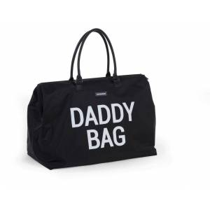 Childhome Sac à langer Daddy Bag - noir