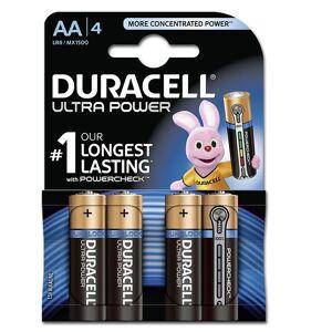 Designhütte DURACELL Ultra Power MX1500 AA BL4