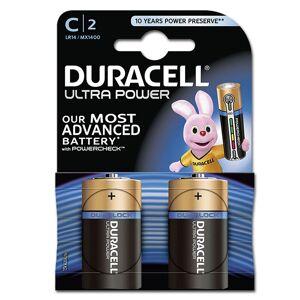 Designhütte DURACELL Ultra Power MX1400 C BL2