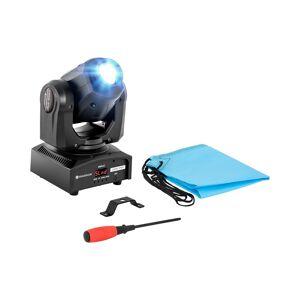 Singercon Lyre LED - Projecteur gobo - 80 W - 7 motifs 10110230