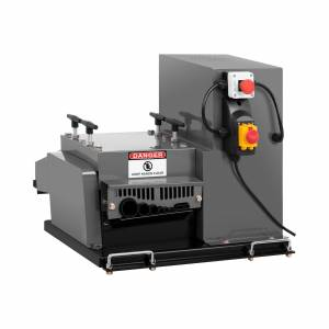 MSW Machine à dénuder - 1 500 W - 9 entrées 10060072
