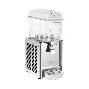 Royal Catering Distributeur de boissons réfrigérées - 12 l - Avec système d'agitation 10011636