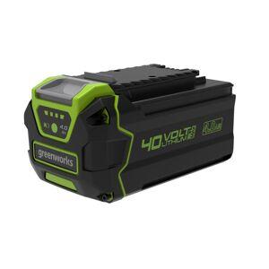 GREENWORKS Batterie GREENWORKS Li-Ion 40V 4Ah (sans chargeur) -