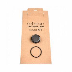 Orbiloc Kit de maintenance pour lampe à double sécurité pour chien Orbiloc Light