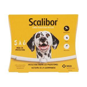 MSD Collier Scalibor anti-tiques pour grand chien 65 cm à l'unité