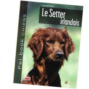 """Artemis Livre """"Setter Irlandais"""" Collection Pet Book"""
