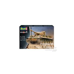 Revell 03262 : PzKpfw VI Ausf. H TIGER 1:72