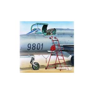 Plus model AL4037 : Ladder Mig-21 1:48