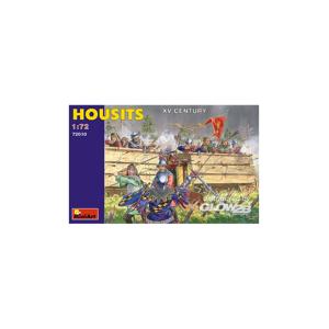 MiniArt 72010 : Housits XV. Jahrhundert 1:72