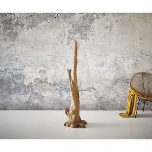 DELIFE Objet-décoration Raiz 125-160 cm racine nature teck massif unique