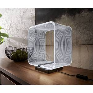 DELIFE Lampe-de-table Scatola 29x18x32 cm LED transparente 6W Lampes de table