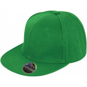 Result Pack 50 Casquette Bronx Emerald Green - Result RC083X - Taille One Size