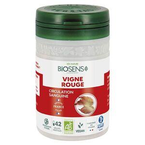 Biosens Gélules et Capsules Vigne Rouge Bio 42 gélules végétales