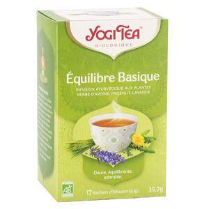 Yogi Tea Equilibre Basique 17 sachets