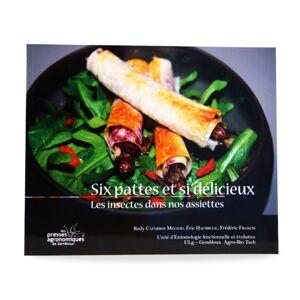 Micronutris Livre de Recettes Six Pattes et Si Délicieux